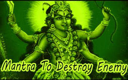 Powerful Mantra To Destroy Enemies