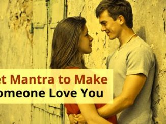 How To Attract Someone Through Mantras
